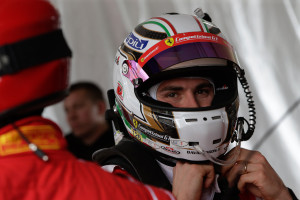 Davide Rigon alla 24Ore Daytona