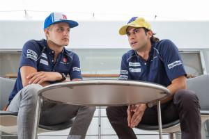 Marcus-Ericsson-and-Felipe-Nasr