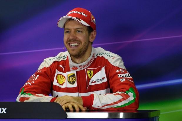 vettel GP AUSTRALIA F1/2016