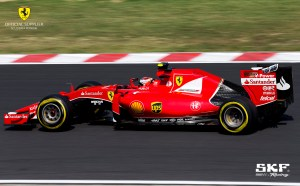 2015 Hungarian Grand Prix – Friday