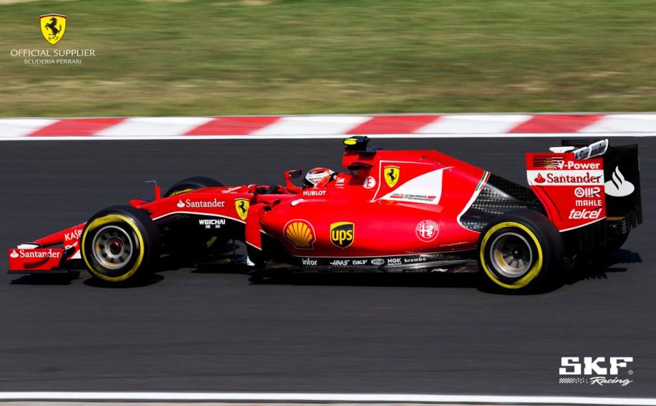 2015 Hungarian Grand Prix - Friday