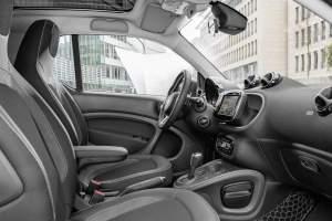 smart BRABUS fortwo coupé