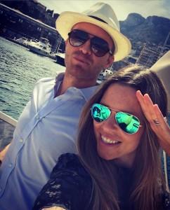 rosberg e moglie