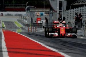 TEST T3 – SPAGNA F1/2016