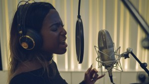 Volvo V40 campaign talent - Sabina Ddumba