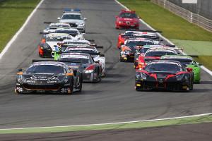 C.I. Gran Turismo GT3 - Monza - Start R1