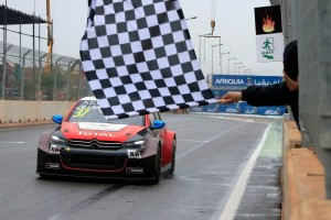 AUTOMOBILE: MOROCCO - MARRAKECH - WTCC - 06/05/2016 TO 08/05/2016
