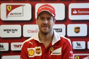 GP EUROPA F1/2016 vettel