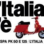 1982 Italia Vespa