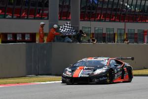 Agostini-Di Folco (Antonelli Motorsport,Lamborghini Huracan S.GT3 #25)