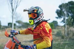 LS2 HELMETS - Ivan Cervantes - Punch