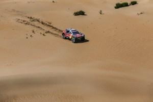 Silk Way Rally – Tappa 14 – 1