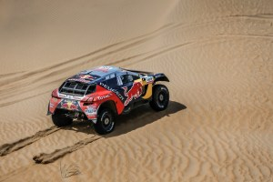 Silk Way Rally – Tappa 14 – 2