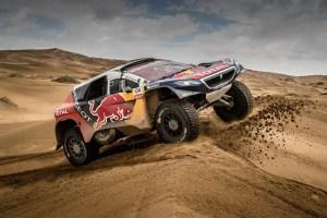 Silk Way Rally – Tappa 14 – 5
