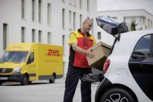 Ab Herbst können smart Fahrer neuen Logistik-Service testen
