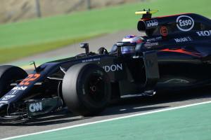 alonso GP BELGIO F1/2016