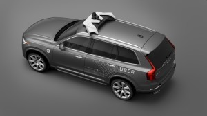 Volvo Cars and Uber join forces to develop autonomous driving cars