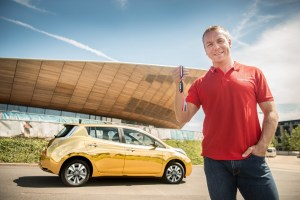 Nissan LEAF_Sir Chris Hoy