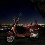 Vespa PdS_notturna_@Studio Fotografico Giampaolo Ricò