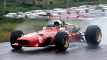 amon Ferrari 312 1968