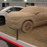 media-La SEAT Ateca porta la spiaggia in aeroporto a Barcellona (3)