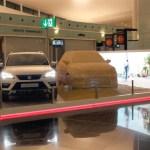 media-La SEAT Ateca porta la spiaggia in aeroporto a Barcellona (4)