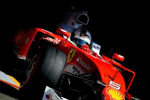 vettel GP BELGIO F1/2016