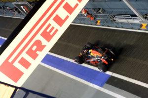 red bull GP SINGAPORE F1/2016