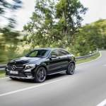 Mercedes-AMG GLC 43 Coupé 2016