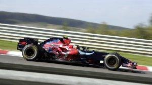 FORMULA 1 - Belgian Grand Prix