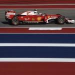 GP USA F1/2016