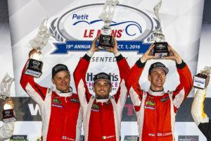 2016 IMSA - Petit Le Mans