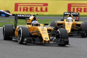 F1 -renault JAPAN GRAND PRIX 2016