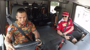 kimi_raikkonen_learns_a_new_set_of_driving_skills_in_u_air_s_fire_truck