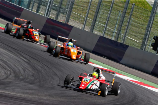 Motorsports / ADAC Formel 4, 5. Event 2016, Red Bull Ring, AUT