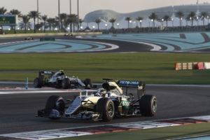 ham rosb GP ABU DHABI F1/2016