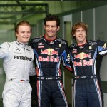 First Silver Arrows Front Row Grid Slot – Malaysia 2010