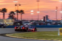 Ford GTs finished p1, p5, p7 and p10