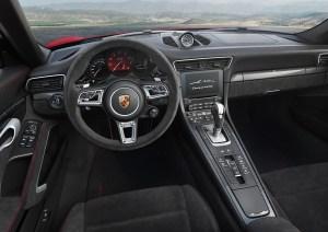 Interieur 911 Carrera 4 GTS Cabriolet