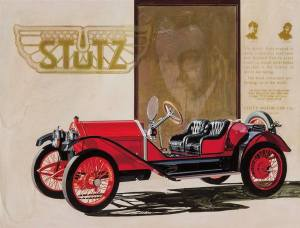 brafa17-berko-fine-paintings-t-hoyne-1913-stutz-bearcat-roadster