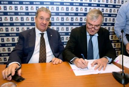 Accordo sponsorizzazione Renault - Federazione Italiana Rugby