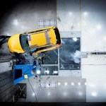 The new Volvo XC60 – Crash tests