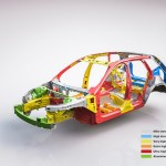 The new Volvo XC60 – Body structure (with text)