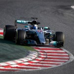 bottas 2017 Barcelona Pre-Season Test 2, Day 4 – Wolfgang Wilhelm
