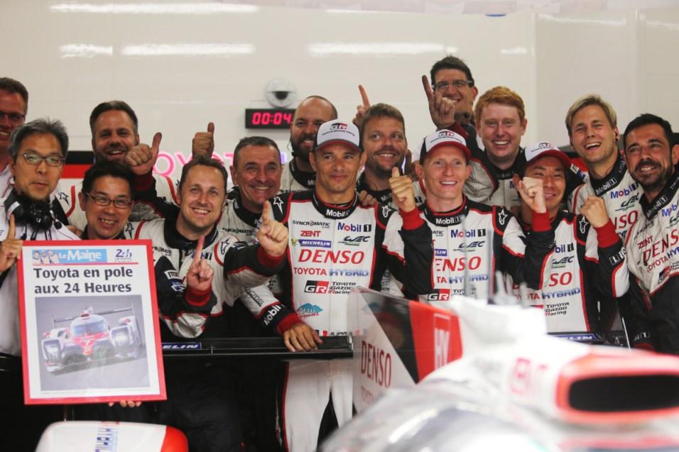 Le Mans 24 Hours Race
