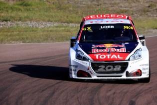 loeb AUTO - FIA WRX WORLD RALLYCROSS SWEDEN - 2017