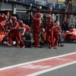 G.P. BELGIO F1/2017 pit