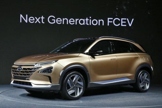 Hyundai Motor's Next-Gen Fuel Cell SUV_2