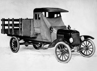 Model TT Truck- In 1917(1)
