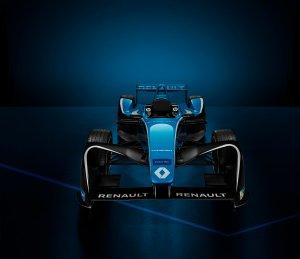 017 - Formula E - Teaser Z.E. 17